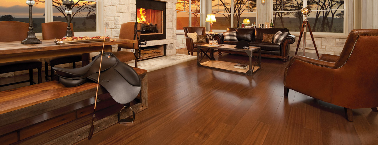 beautiful hardwood floor
