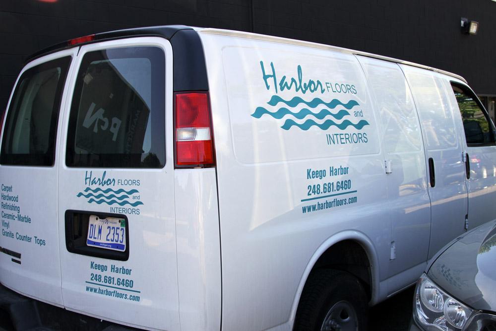 harbor floors and interiors van